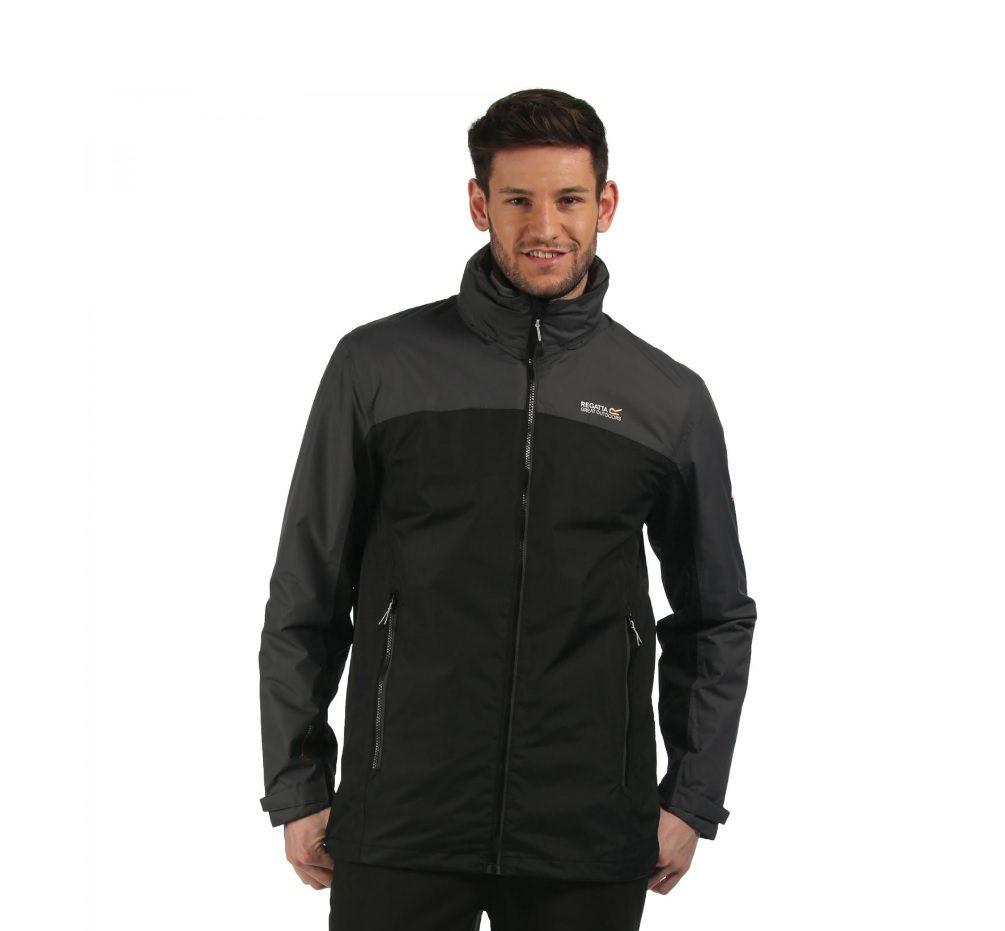 Regatta Backmoor 3 in 1 Jacket Black