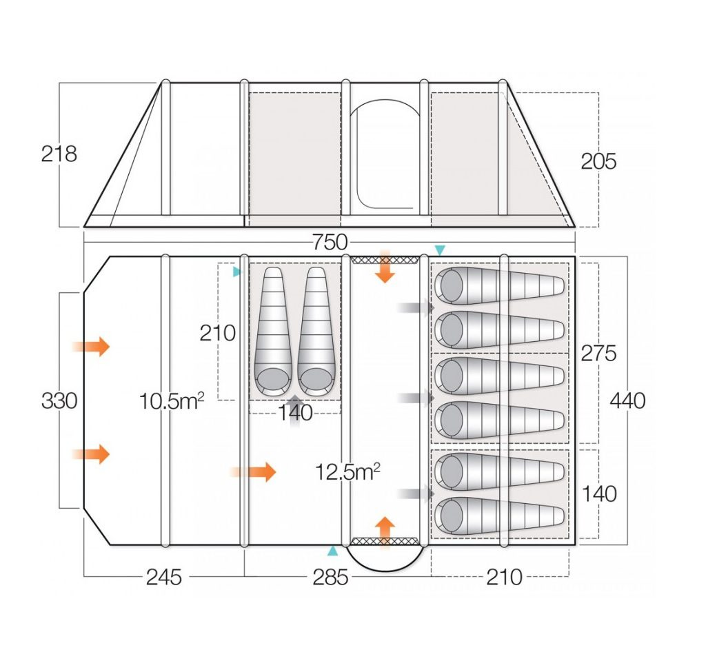 Illusion 800 xl tc floorplan