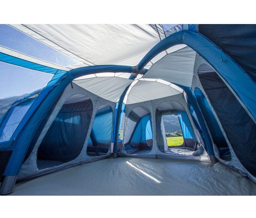 Vango Diablo 800XL tent interior