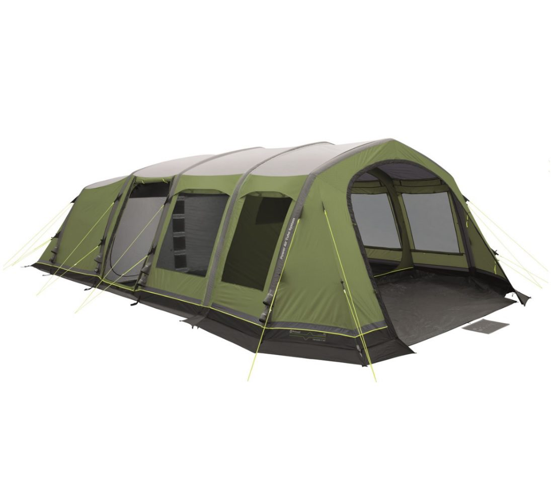 Outwell Corvette 7A Inflatable Tent 2017