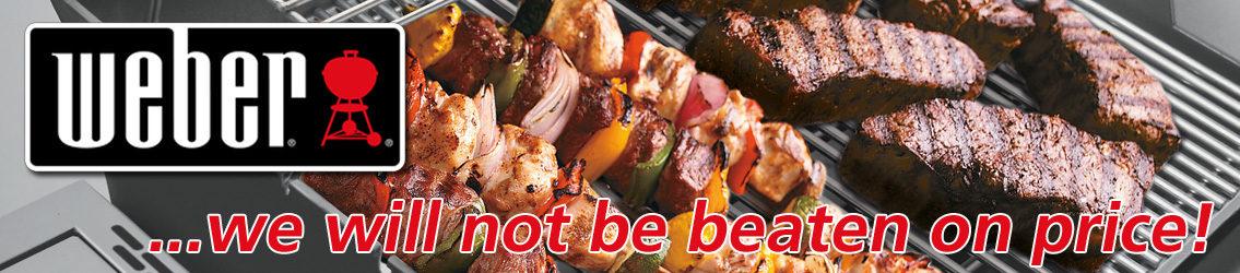 Weber BBQ Range