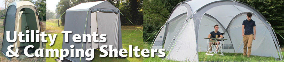 Utility Shelter Header