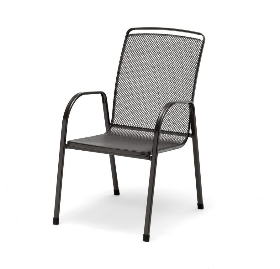 Kettler Savita Chair - Iron Grey
