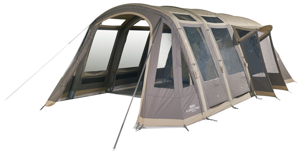 Vango Illusion TC 500XL Airbeam tent 2018