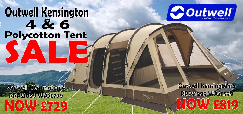 kensington 4 6 tent sale banner