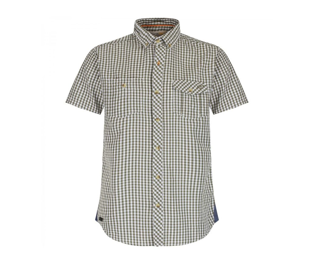 Regatta Mens Shirt - Dusky Green