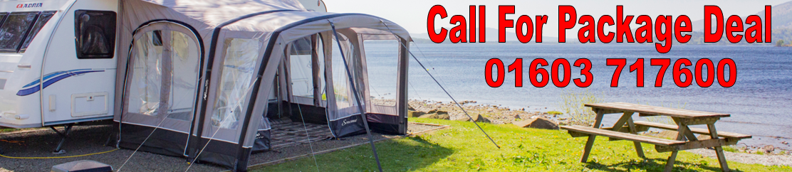 Vango Awning Package Deal
