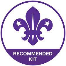 Recommended by the Scout Association