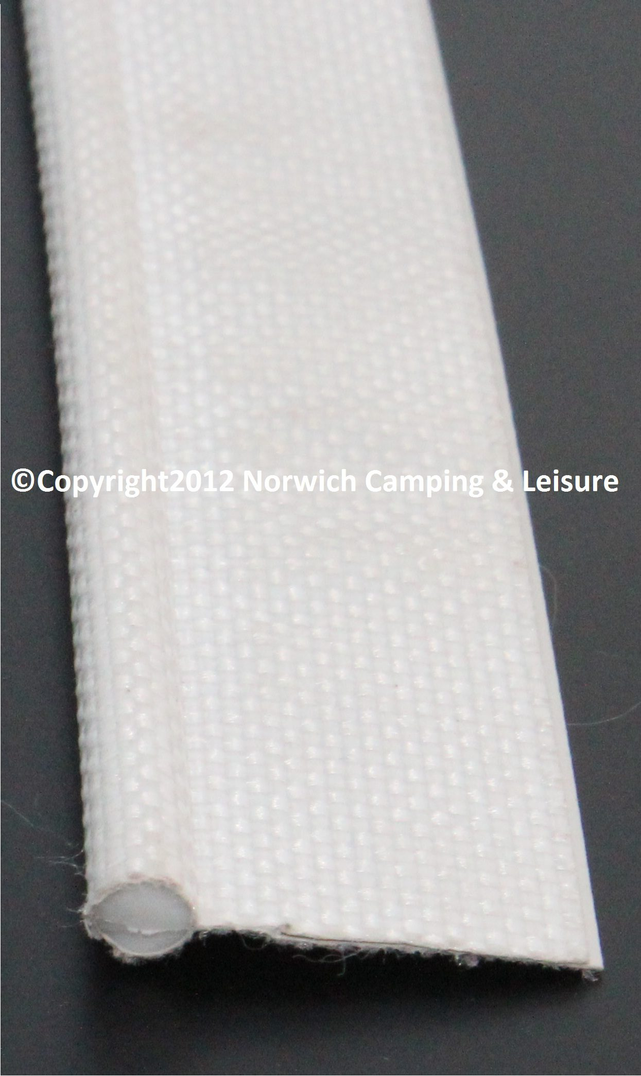 Single Piping Awning Tape 6mm (Charge Per Metre)