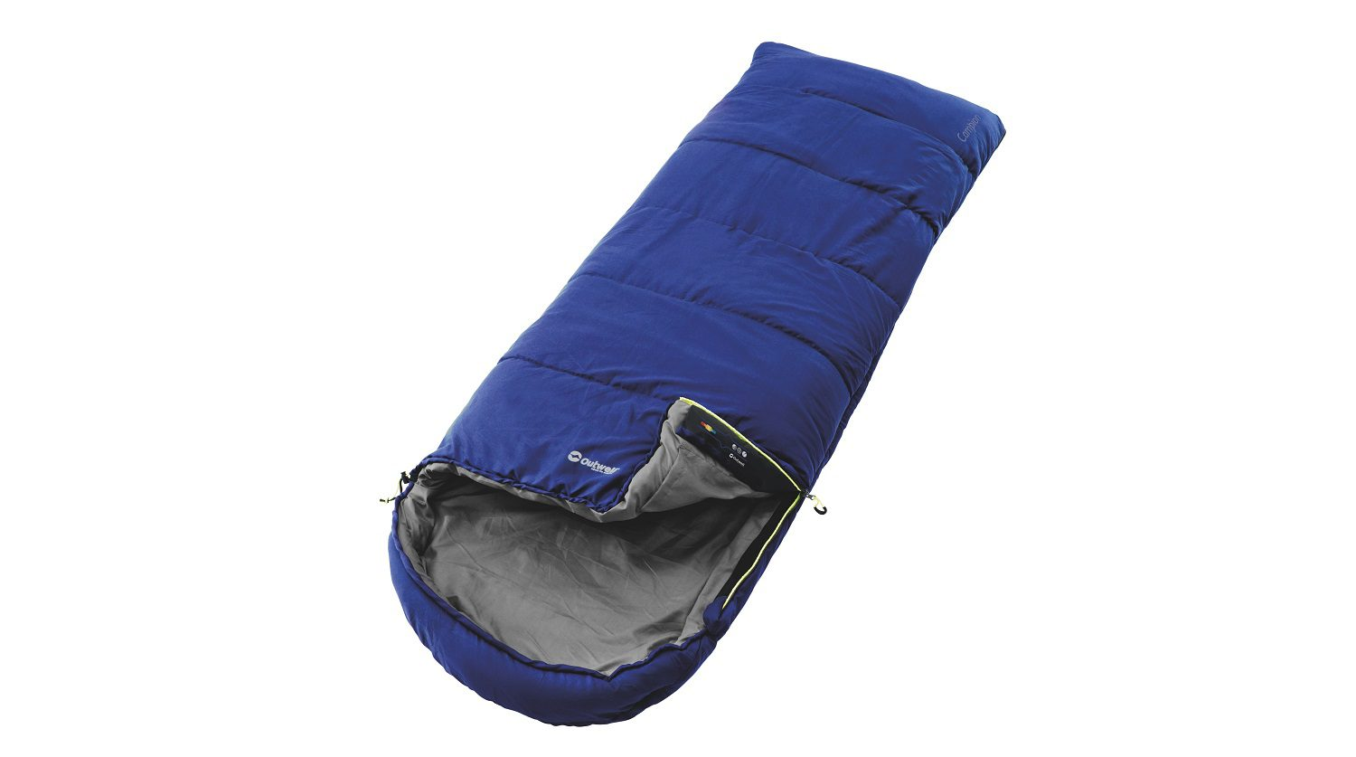 Outwell Campion Blue Sleeping Bag 2016 - 230134
