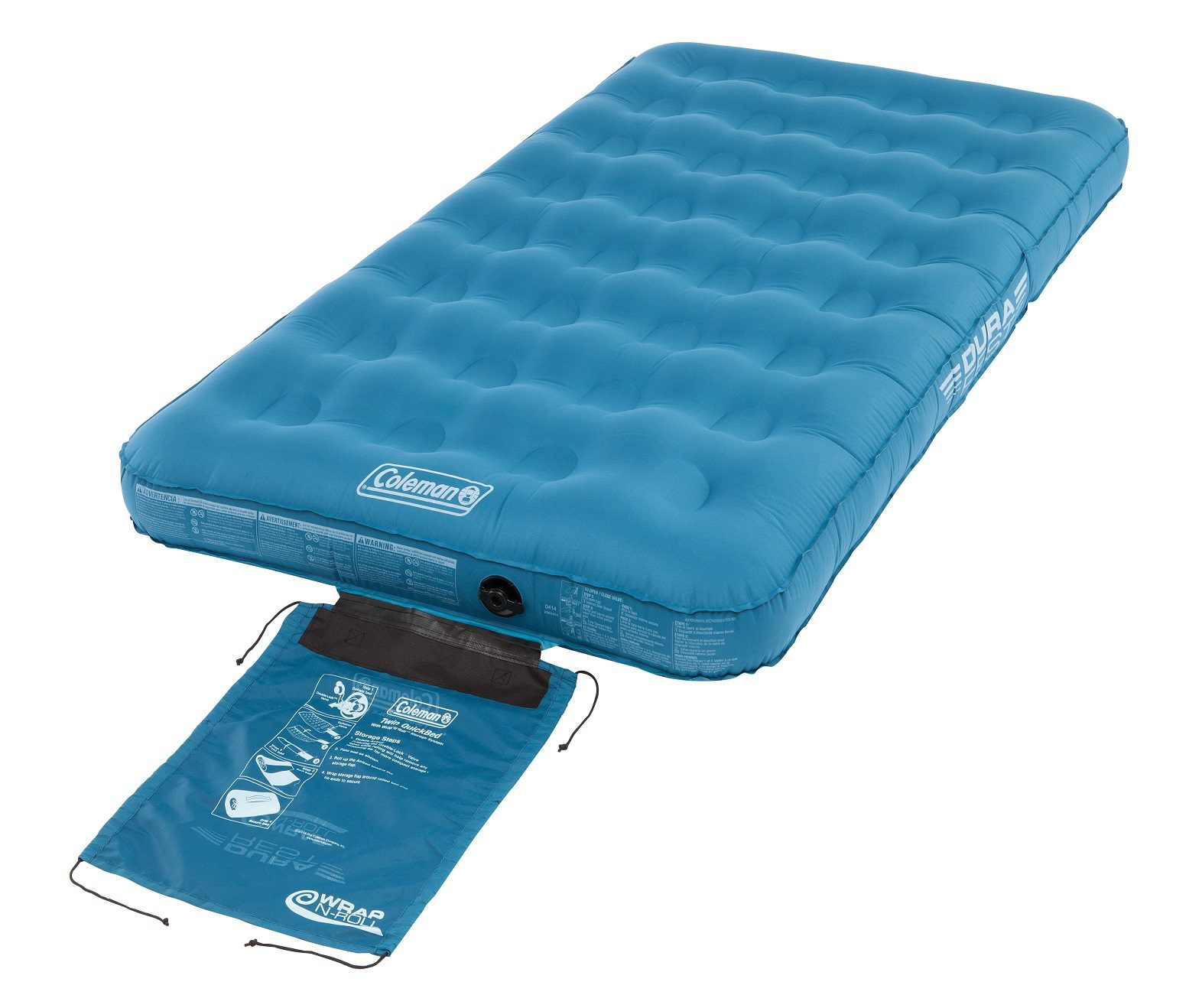 Coleman DuraRest Single Airbed 2016 - 2000021125