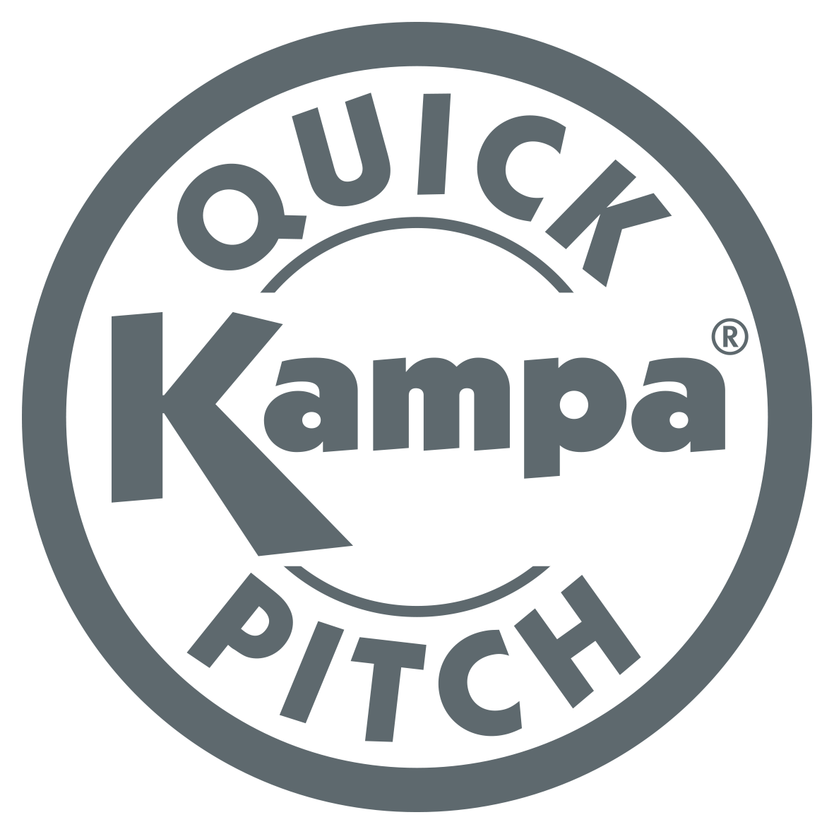 Quickpitch Logo Charcoal