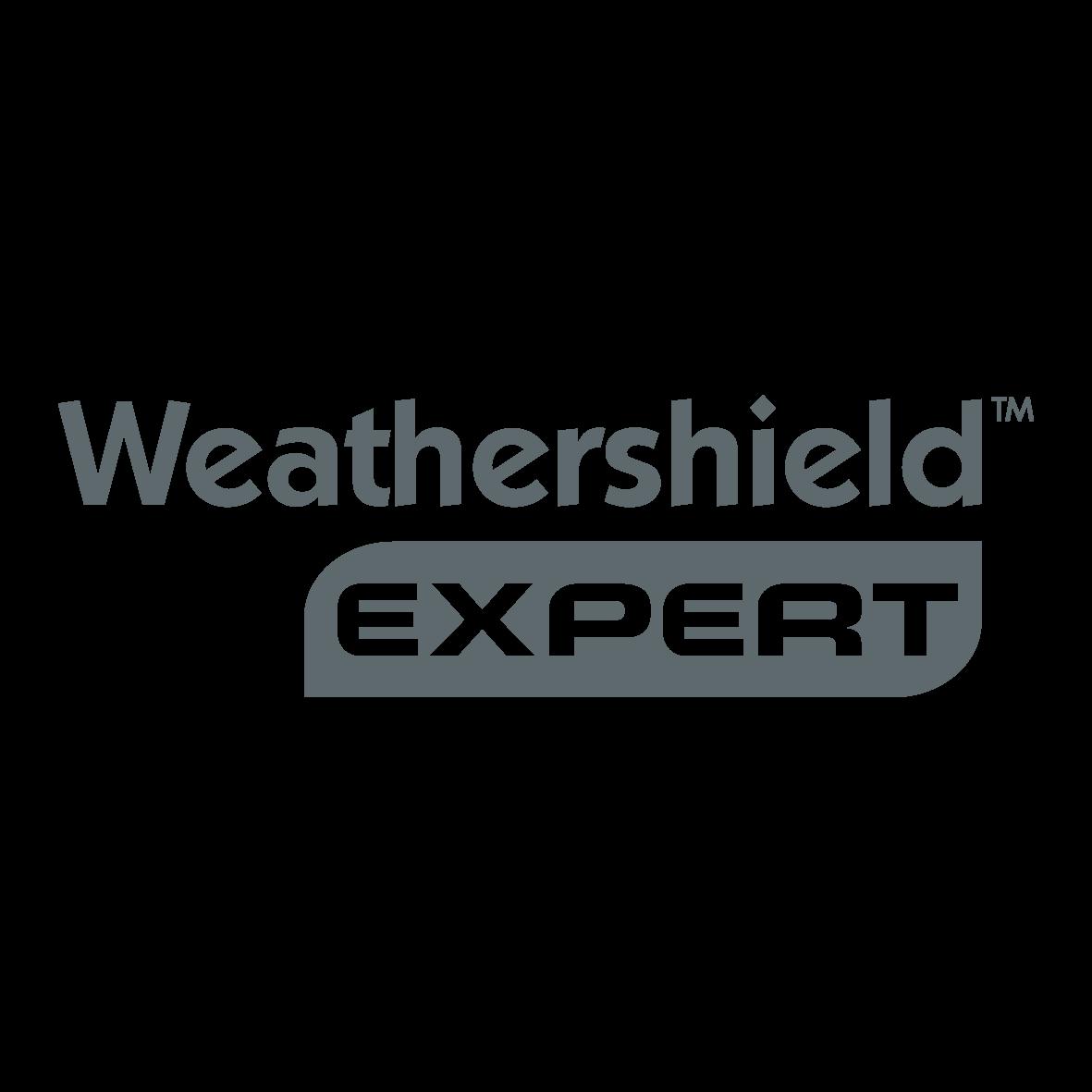 Weathershield Expert Logo Charcoal