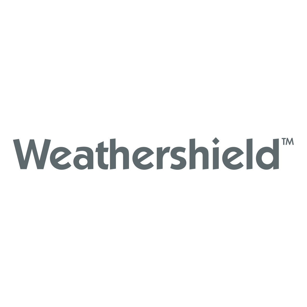 Weathershield Logo Charcoal