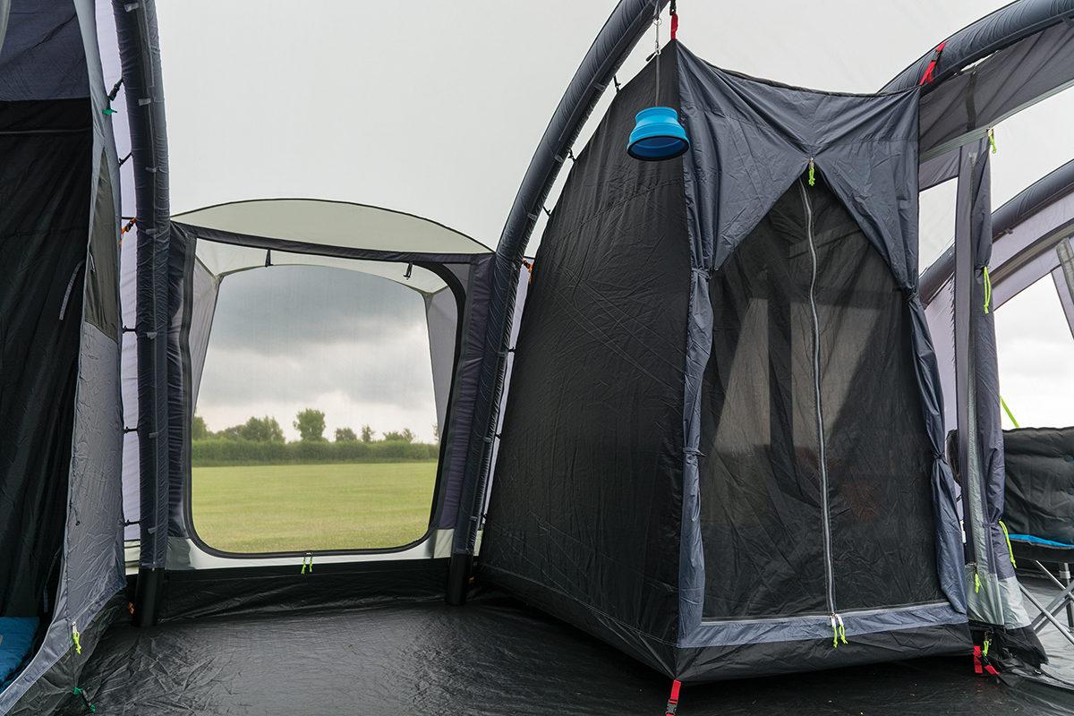 Kampa Croyde 6 Air +2 Inner Tent 2018
