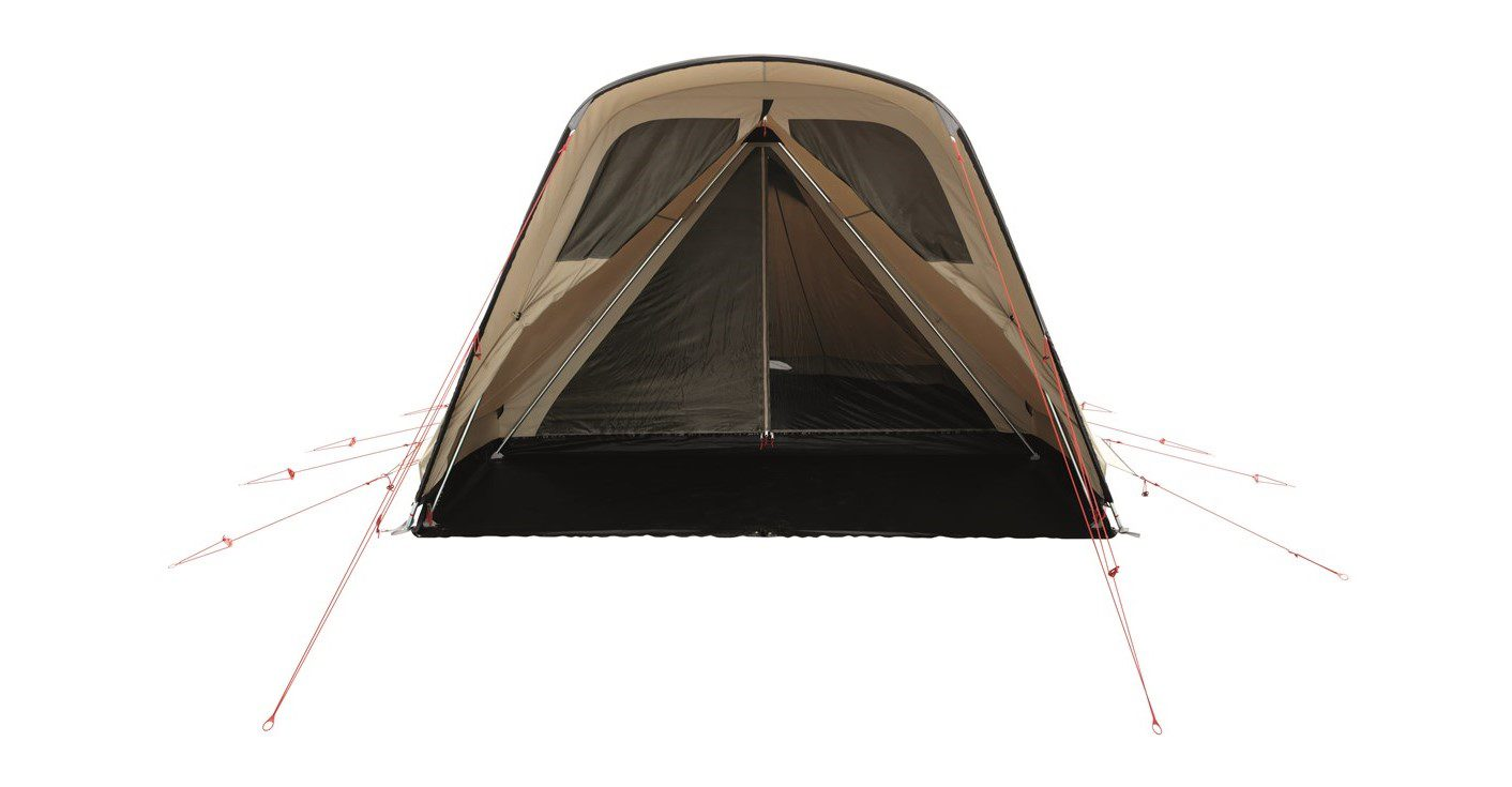 Robens Trapper Tent front view 2018