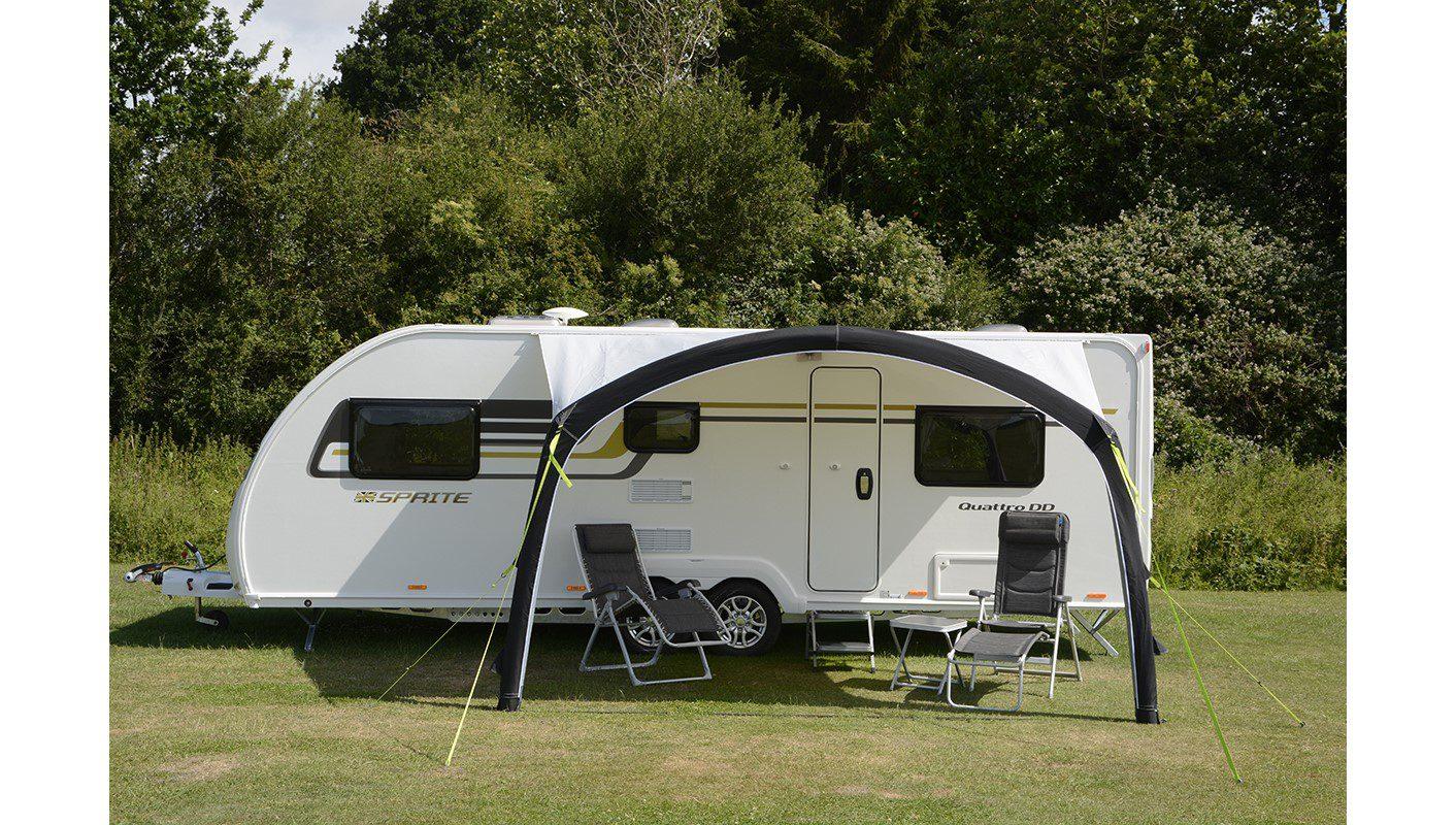 Kampa Sunshine Sun Canopy front view
