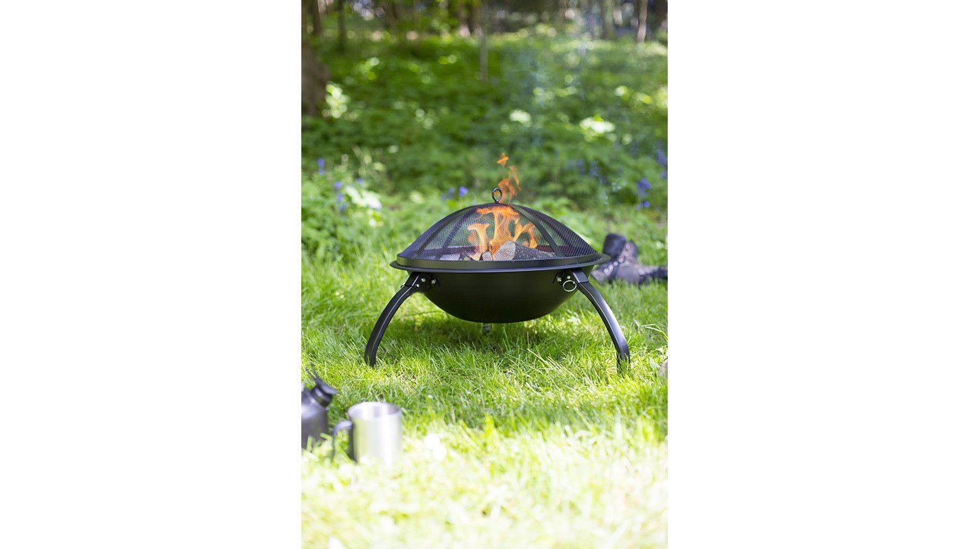 La Hacienda Camping Firepit
