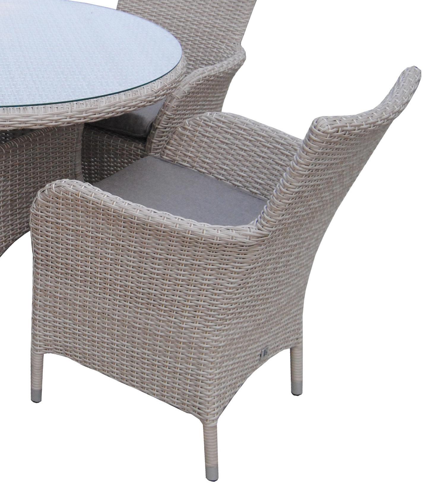Leisuregrow Monaco Dining Armchair
