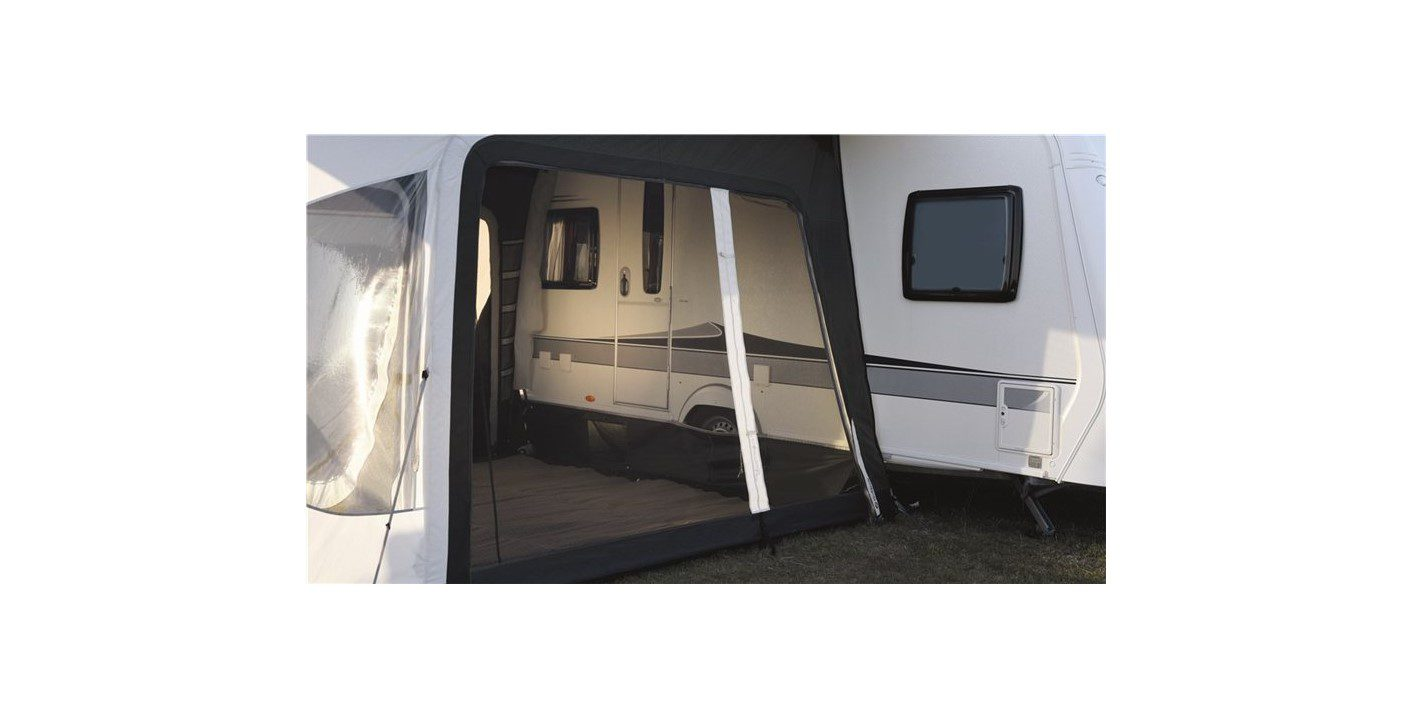 Outwell tide 380sa awning feature