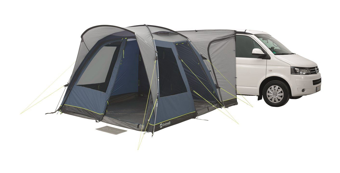 Outwell Milestone Pro Driveaway awning 2018