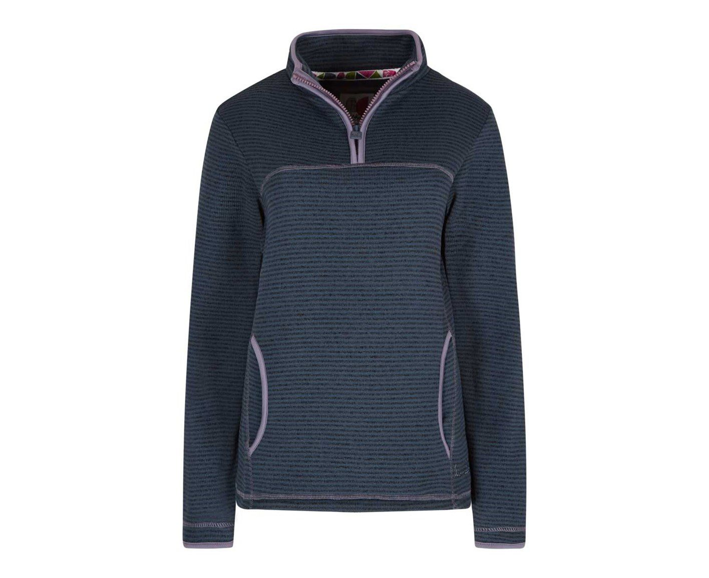 Weird Fish Jessie Fleece - Dark Navy