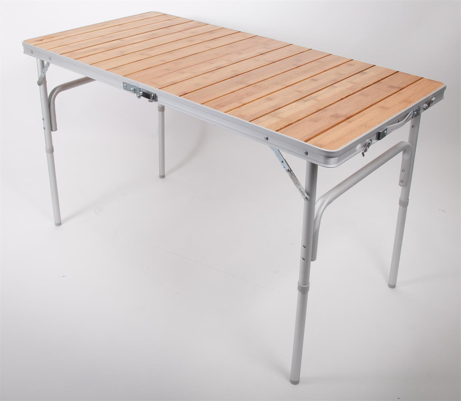Norcamp Via Mondo Large Bamboo Table