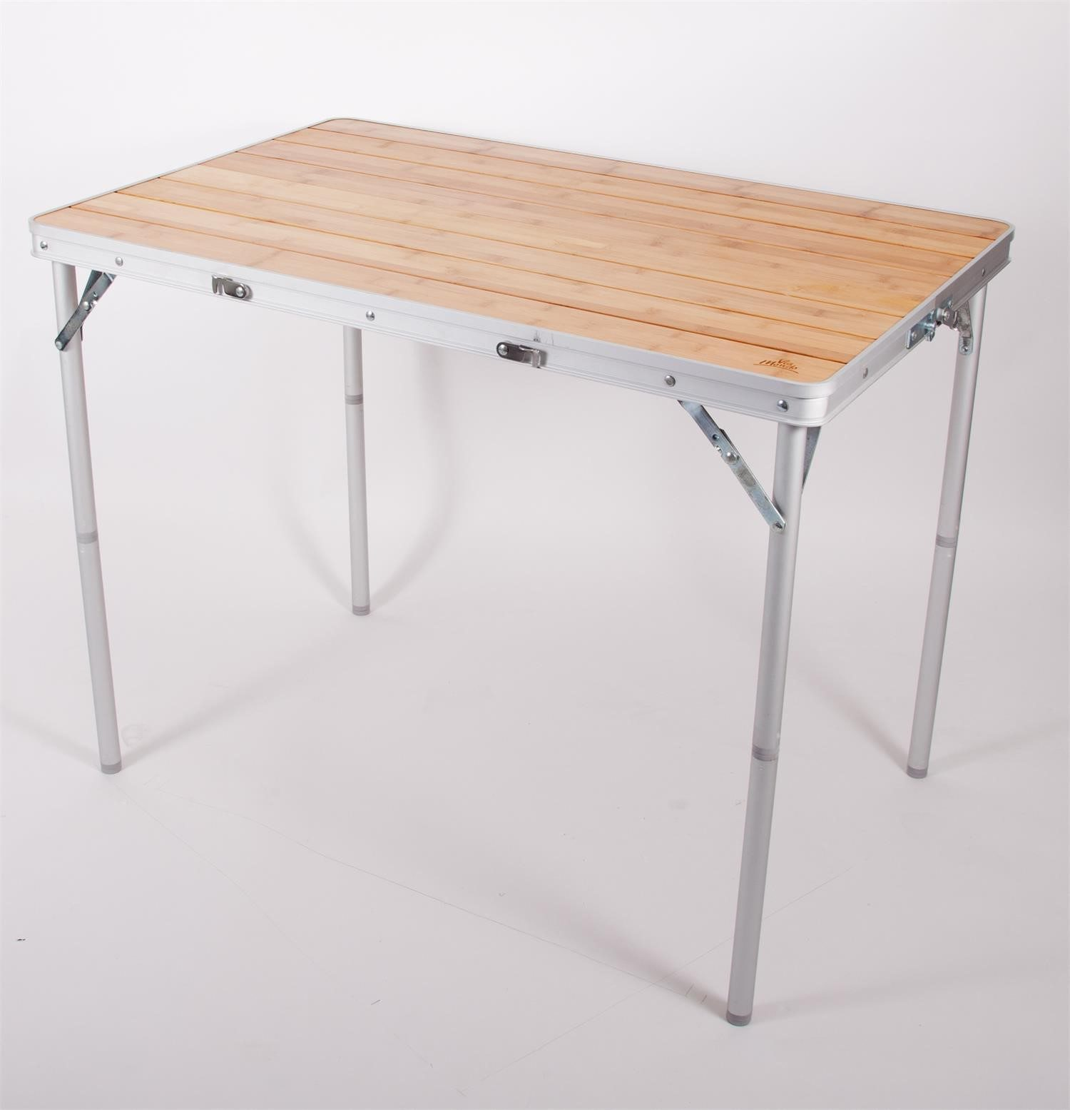 Norcamp Via Mondo Medium Bamboo Table