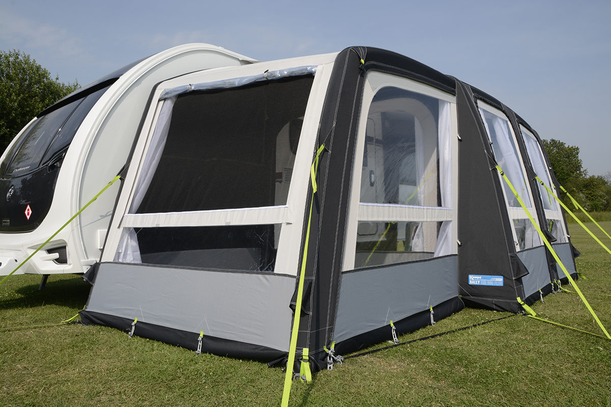 Kampa Rally Air Pro 260 Plus 6