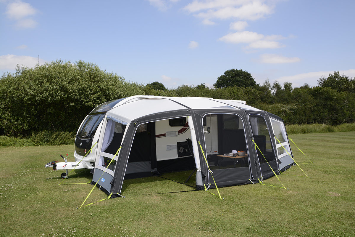 Kampa Frontier Air Pro 300 Awning 2018 14