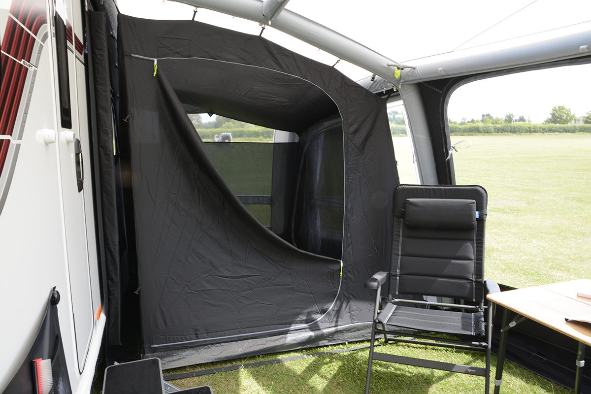 Kampa Frontier Air Pro 300 Awning 2018 18