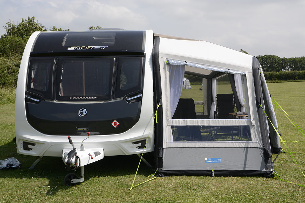 Kampa Frontier Air Pro 300 Awning 2018 2