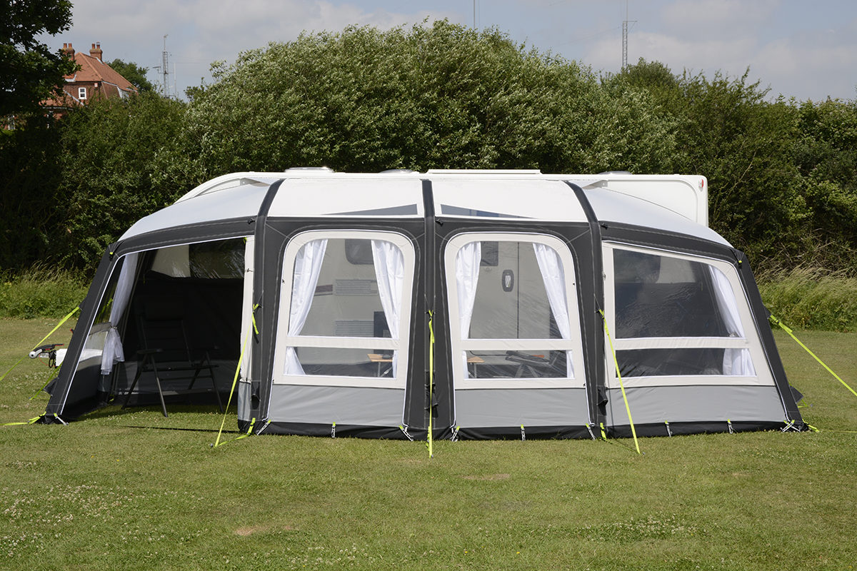 Kampa Frontier Air Pro 300 Awning 2018 3