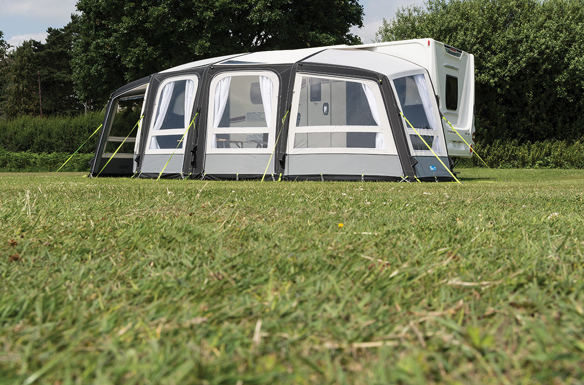 Kampa Frontier Air Pro 300 Awning 2018 4