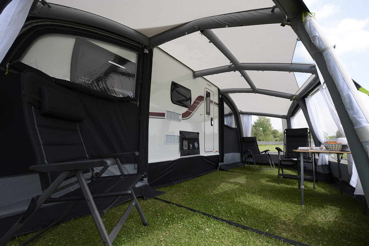 Kampa Frontier Air Pro 300 Awning 2018 9