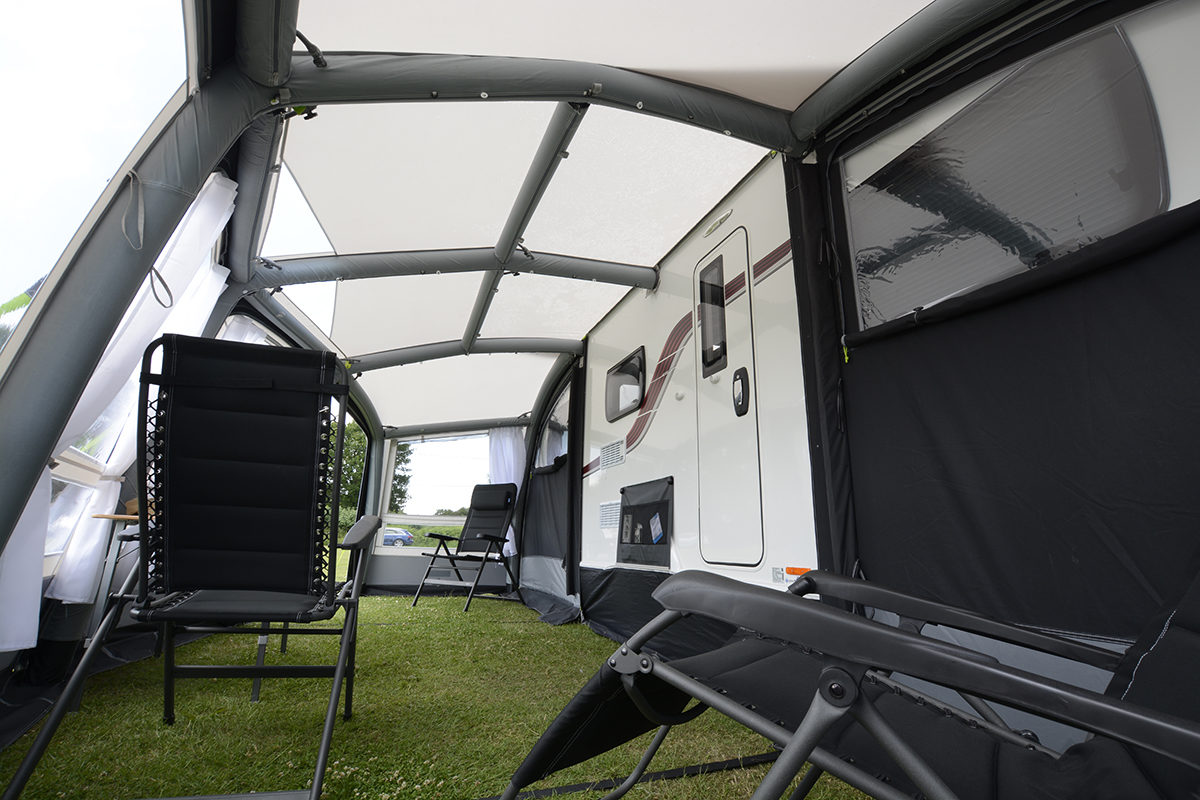 Kampa Frontier Air Pro 300 Awning 2018 10