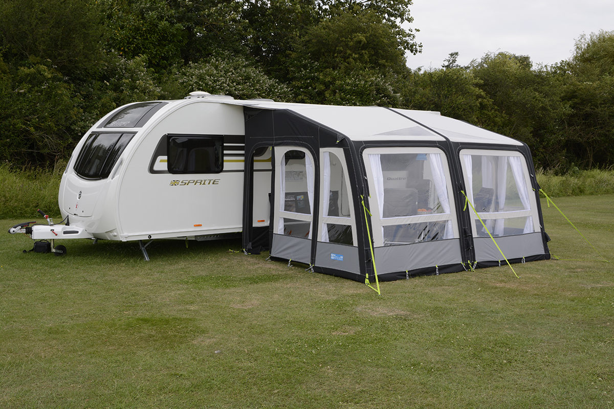 Kampa Air Porch Awnings Caravan Porch Awnings Norwich