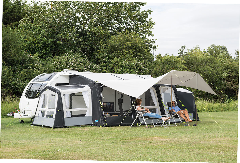 kampa ace air pro 500 caravan awning 2019 caravan awning. Black Bedroom Furniture Sets. Home Design Ideas