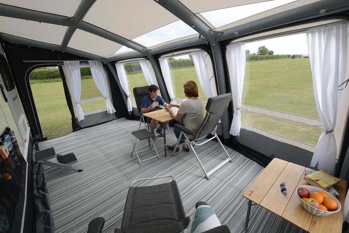 Kampa Ace Air Pro 500 Caravan Awning 2018 Caravan Awning
