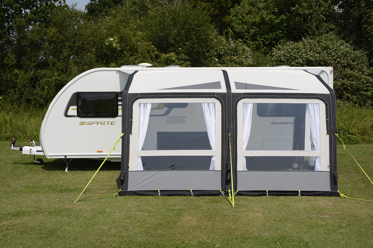 Kampa Rally Air Pro 390 Awning 2018 2