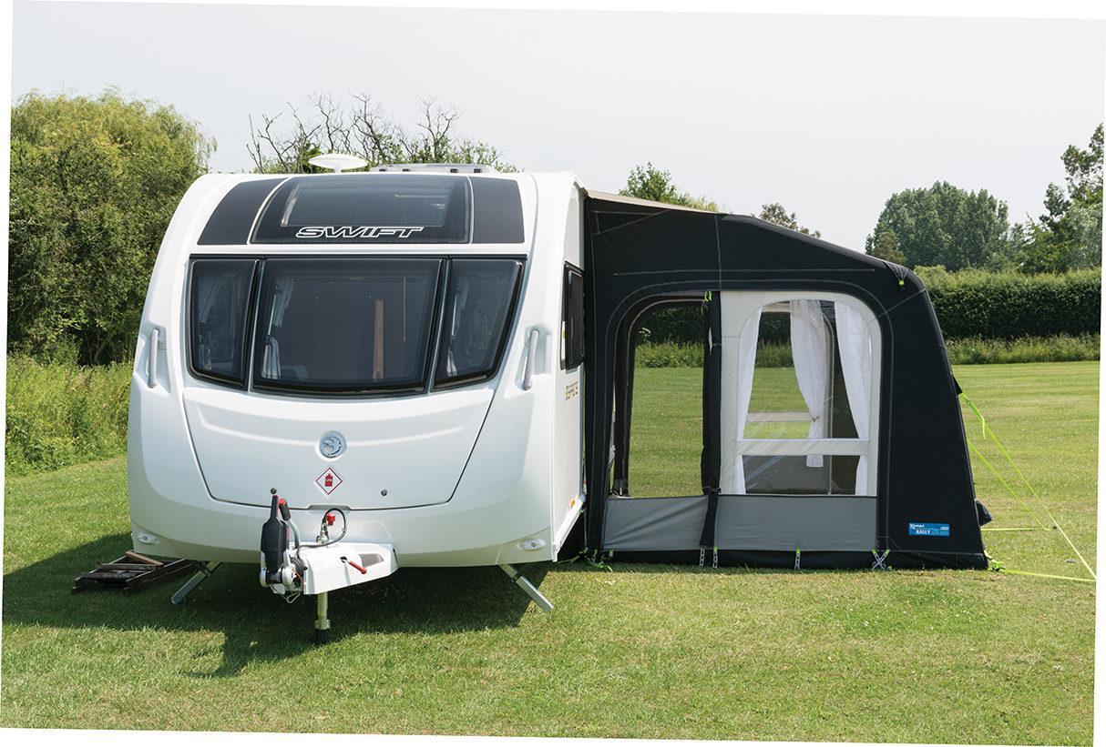 Kampa Rally Air Pro 390 Awning 2018 3