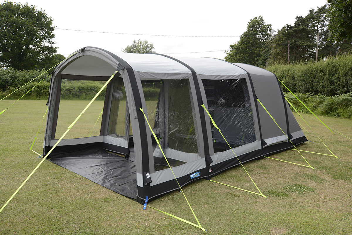 Kampa Hayling 4 Classic Air Pro Tent Package Deal 2018