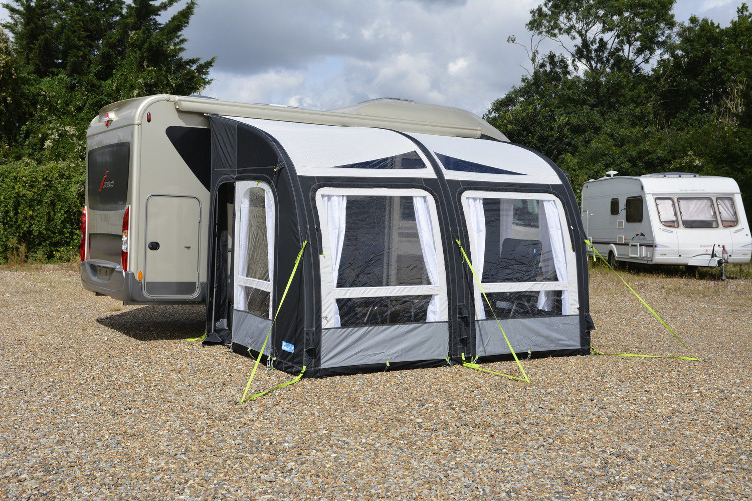 Kampa Fixed Motorhome Awnings Motorhome Awnings