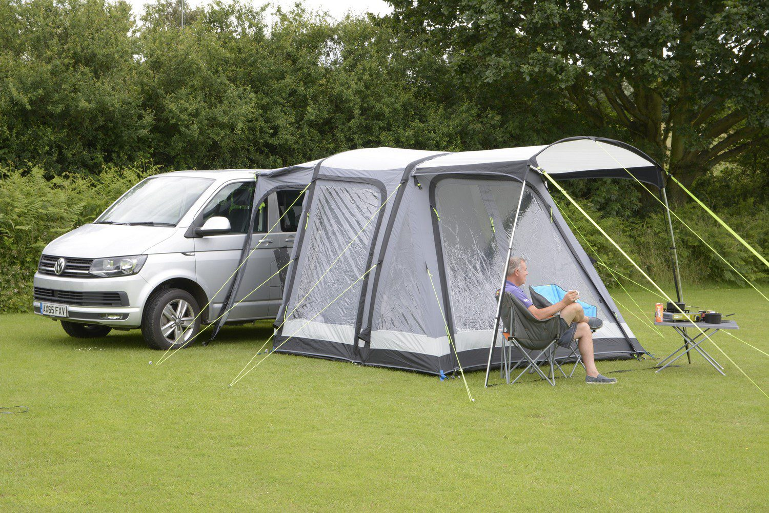 Kampa Motion Air Drive Away Awning 8