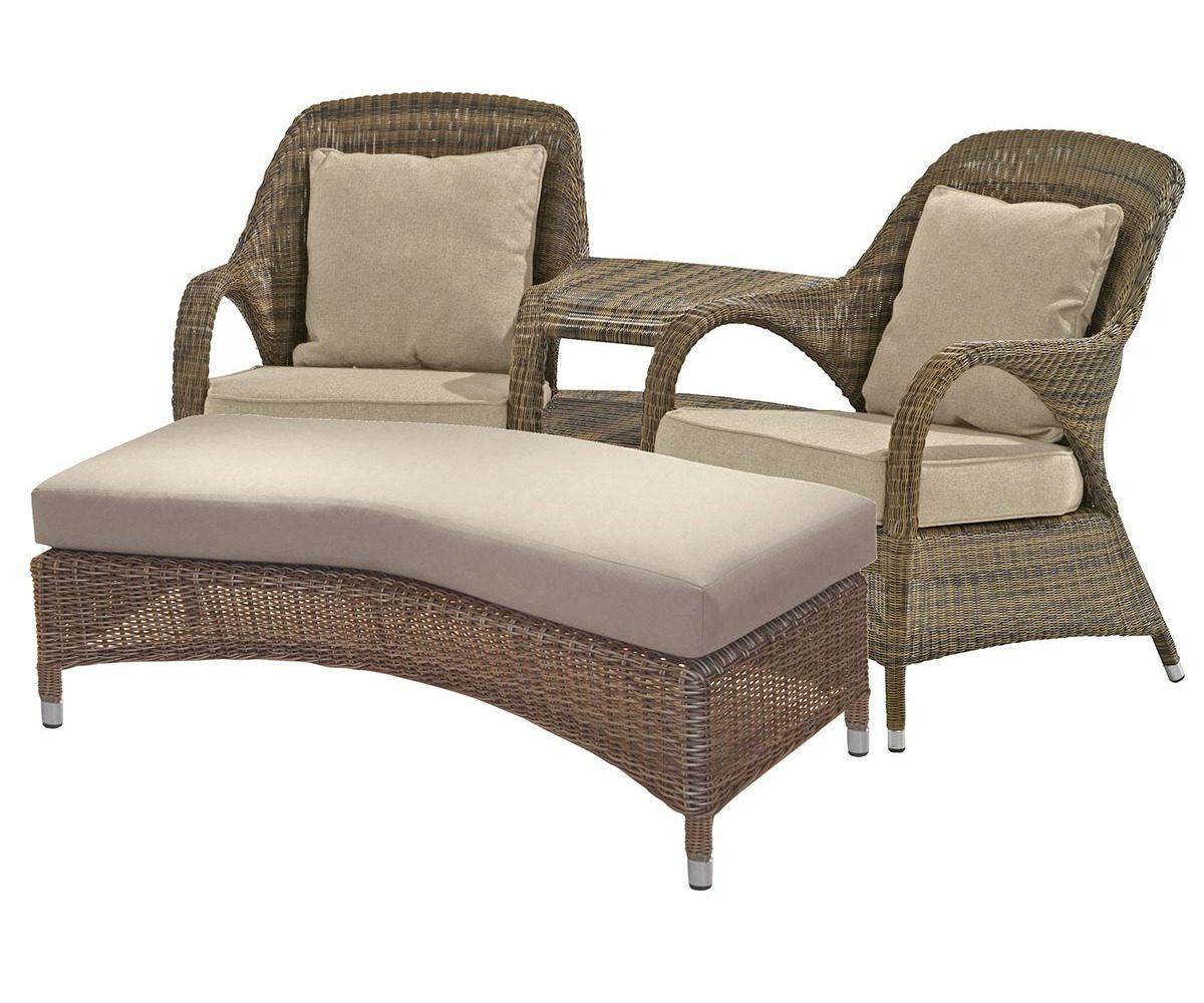 sussex love seat - Garden Furniture Love Seat