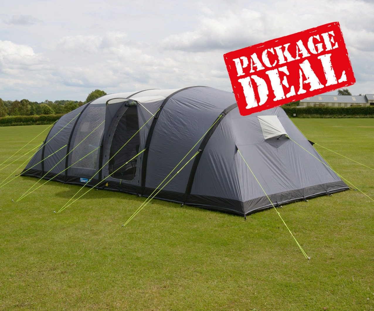 Kampa Watergate 8 Package Deal