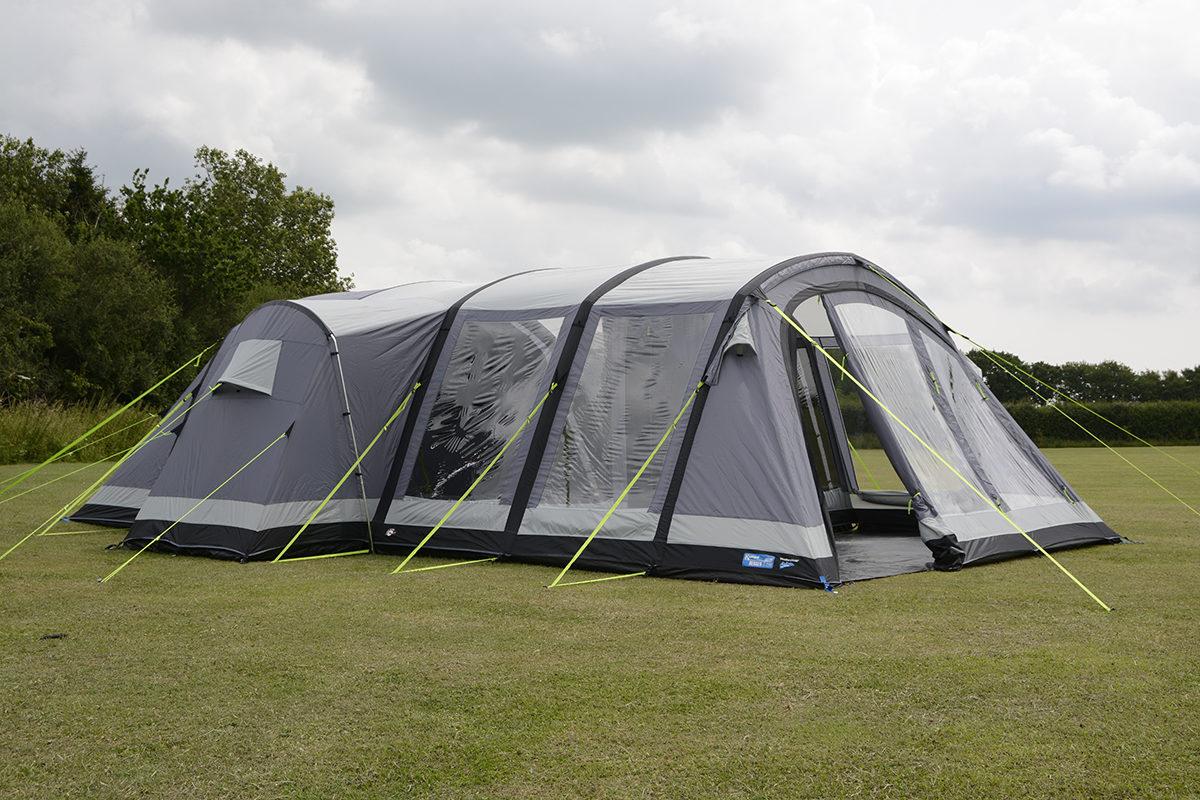 Kampa Bergen 6 Air Pro Tent 2018 1