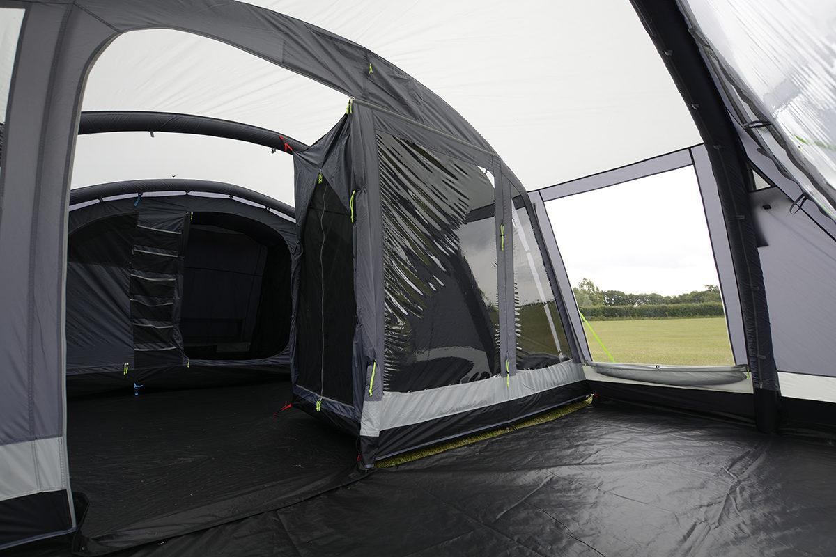 Kampa Bergen 6 Air Pro Tent 2018 4