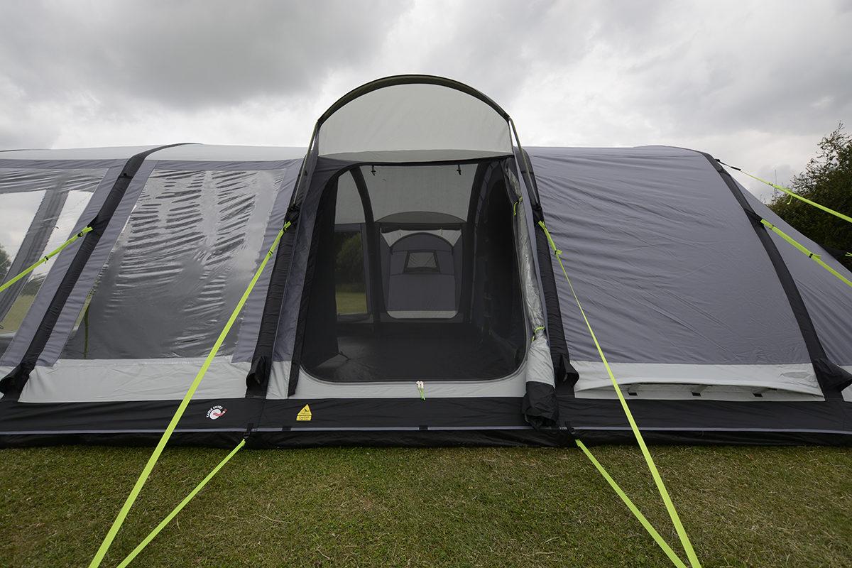 Kampa Bergen 6 Air Pro Tent 2018 6