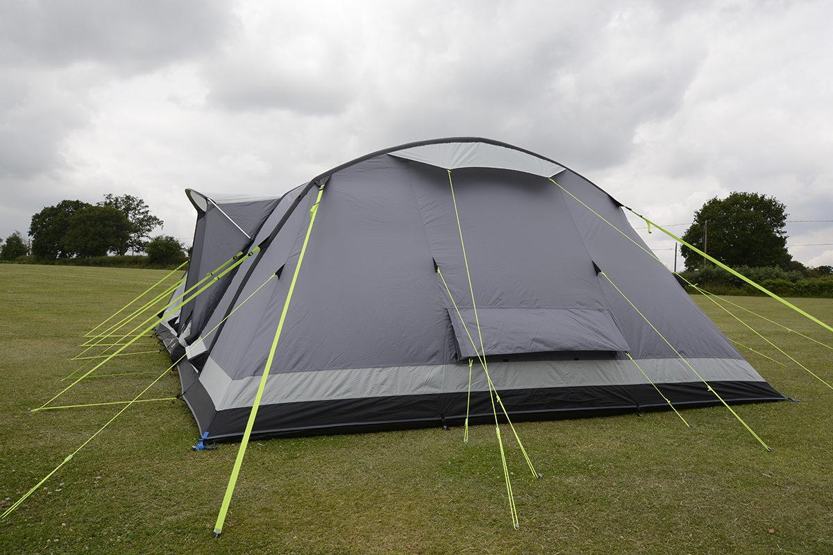 Kampa Bergen 6 Air Pro Tent 2018 7